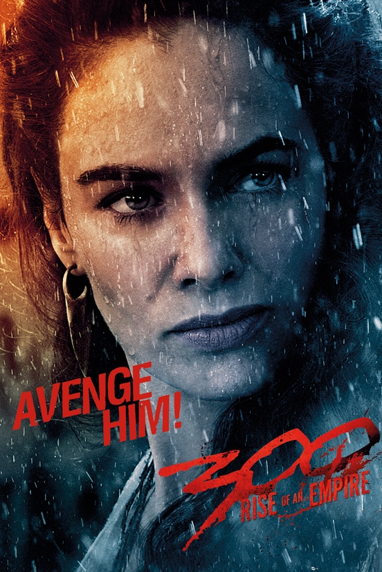 Afbeelding van 300 Rise Of An Empire Avenge Him Poster 61x91.5cm Film Posters