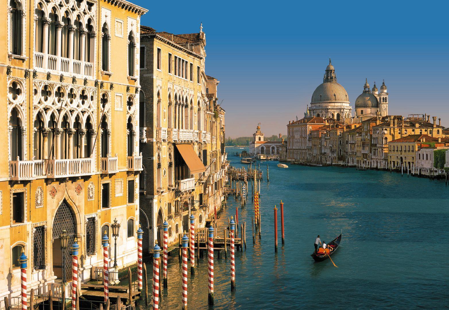 Afbeelding van Fotobehang Komar Venetië 254x368cm