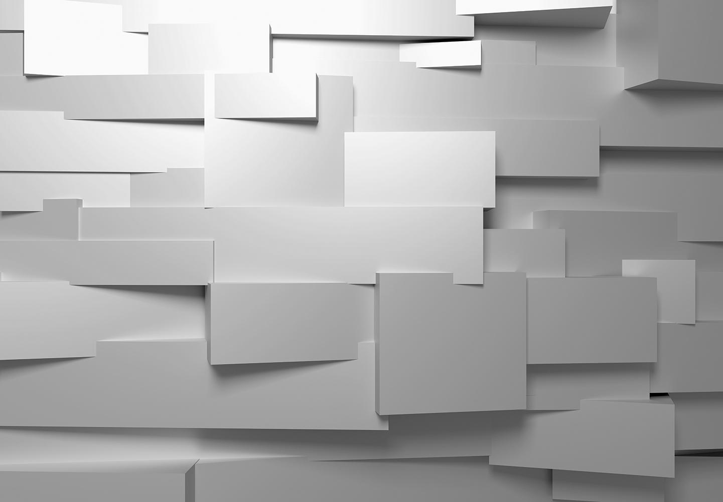 Afbeelding van 3D Muur 8 delig Fotobehang 366x254cm